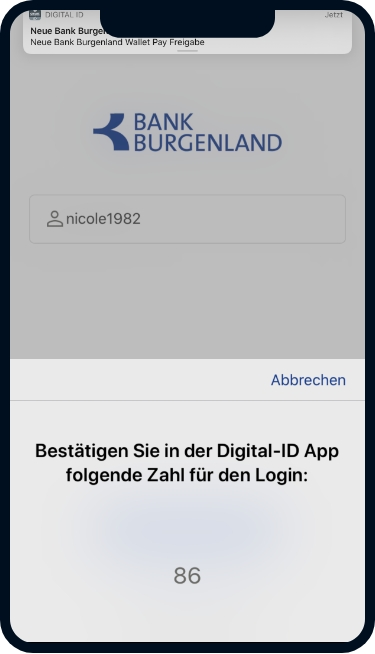 Apple App 3 ©Bank Burgenland