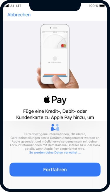 Apple App 7 ©Bank Burgenland