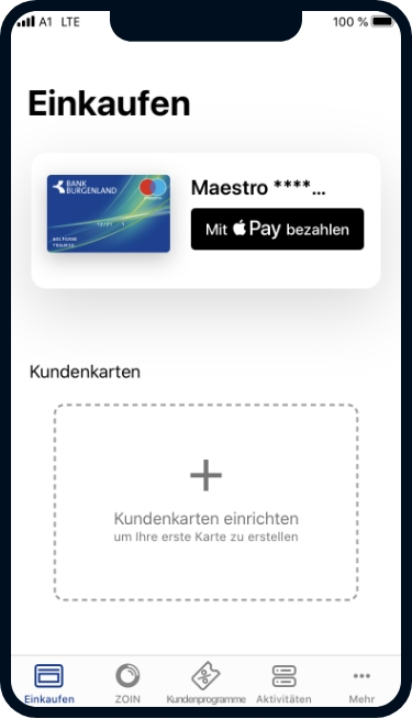 Apple App 10 ©Bank Burgenland