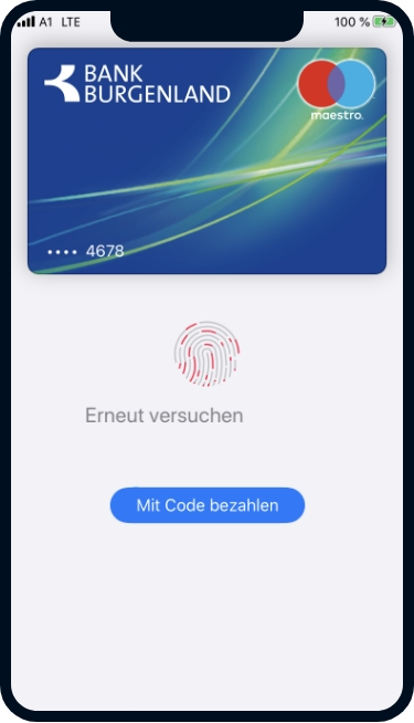 Apple App 11 ©Bank Burgenland
