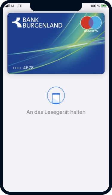 Apple App 12 ©Bank Burgenland